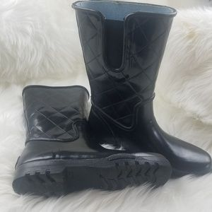 Sperry Top-Sider quilted weather boot size 6